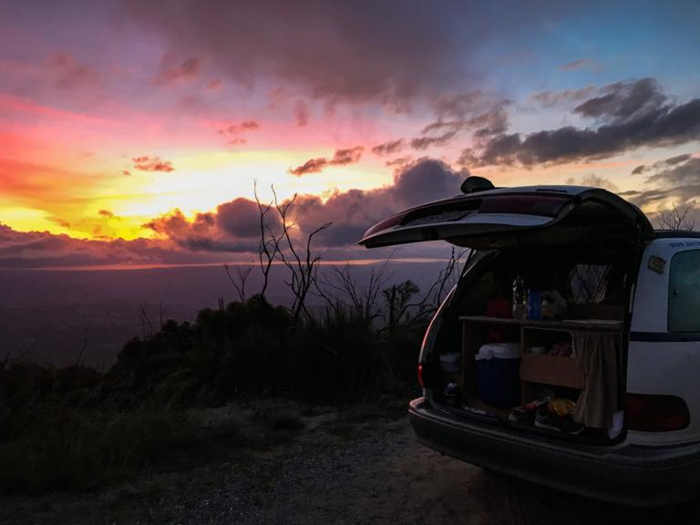 karavan australie